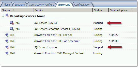 Disable SSL 3 0 and TLS 1 0 on Forefront TMG and UAG 2010